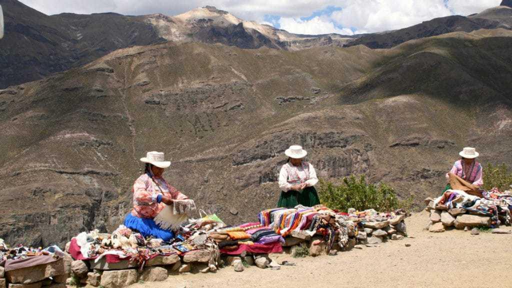 Local Communities along the Colca Canyon Trek