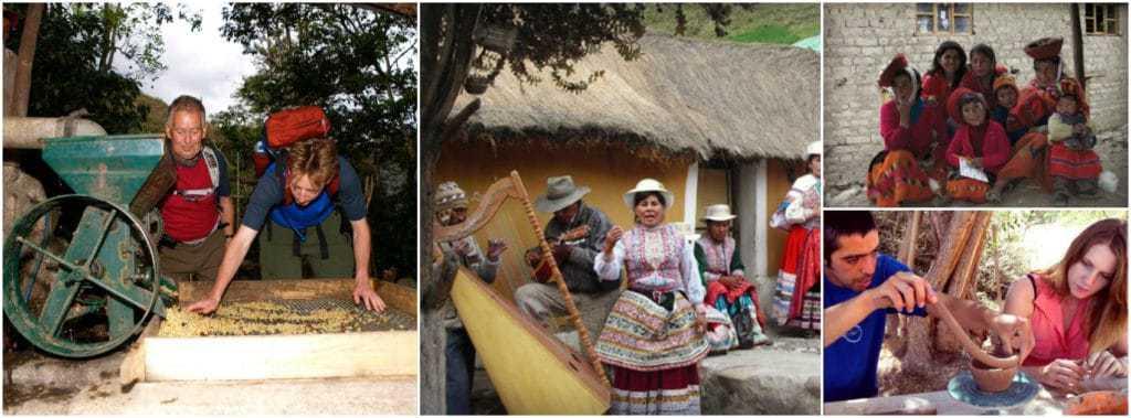 sustainable-tourism pie experiences