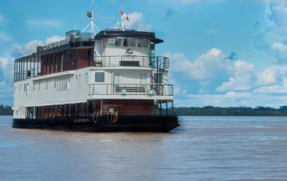 La Perla Amazon Cruise in Iquitos