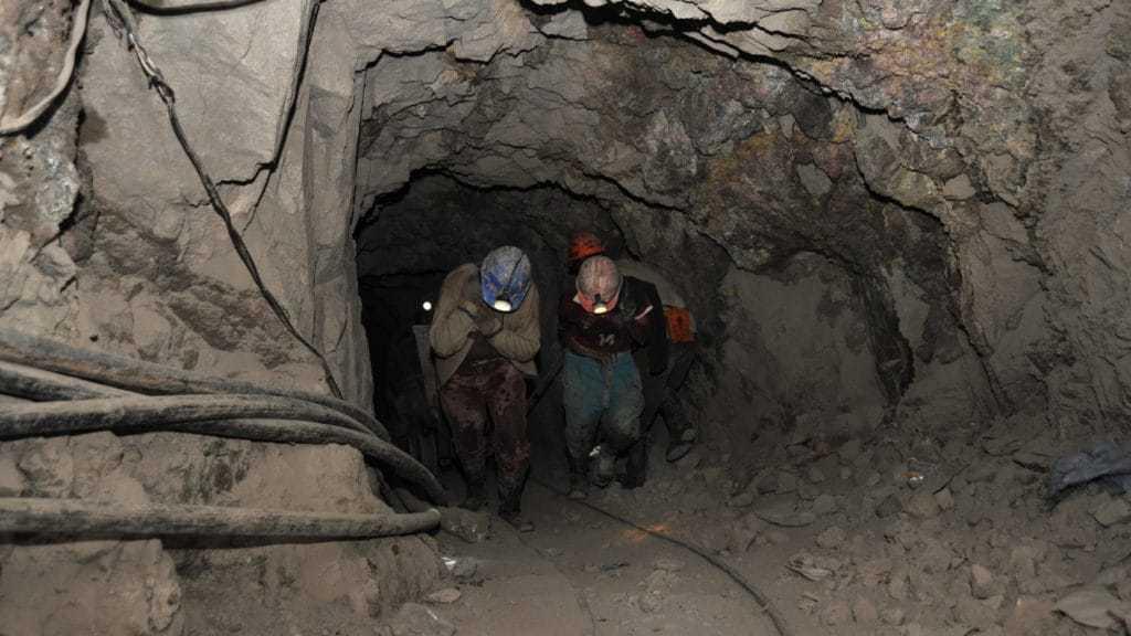 Potosi mines tour