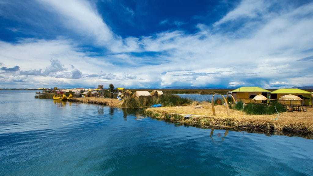 Lake Titicaca Tour from Puno