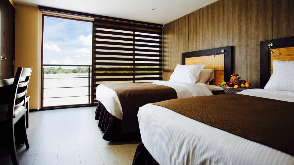 accommodation in Anakonda lodge