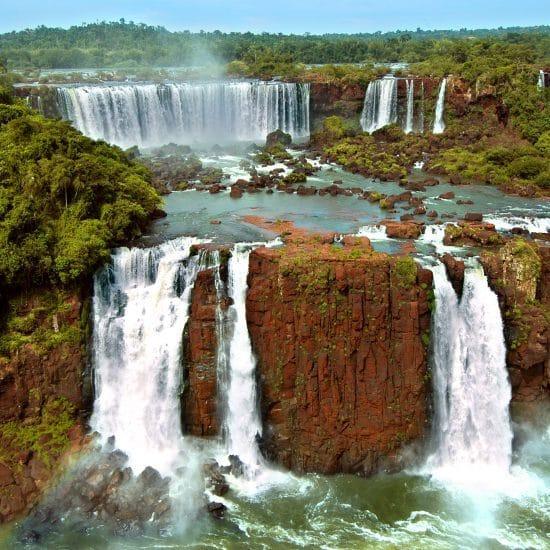 Iguana falls trips