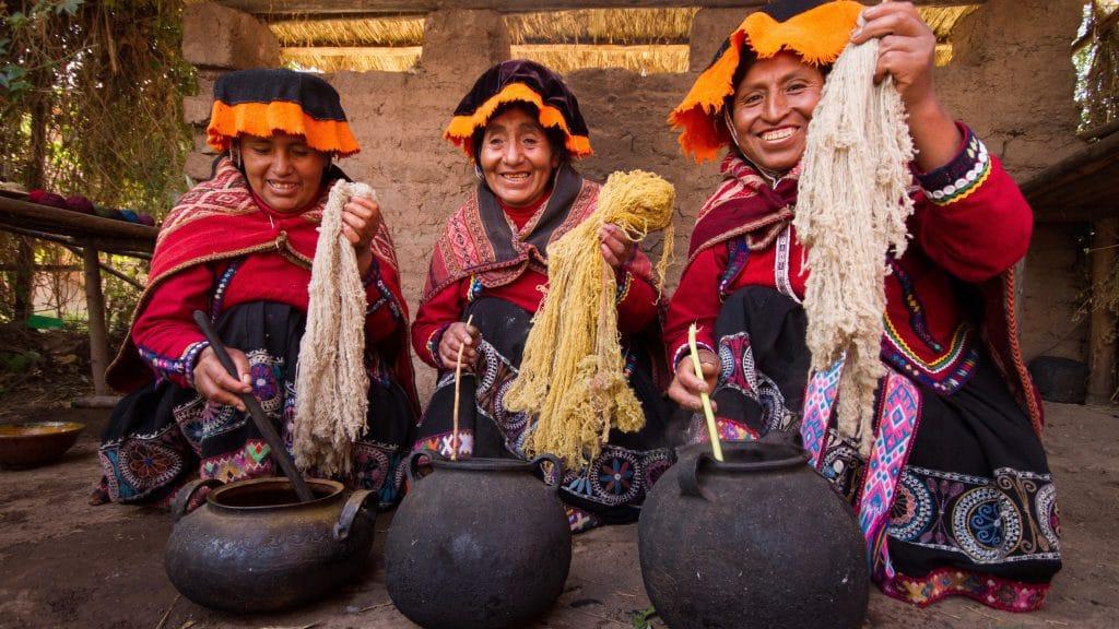 Community based tourism Peru
