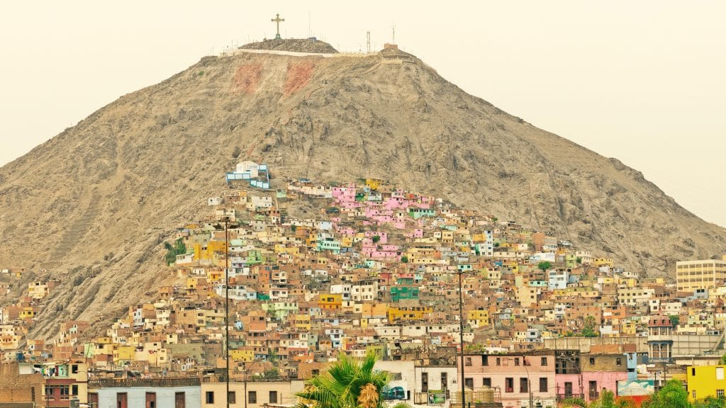 Original city tour in Lima