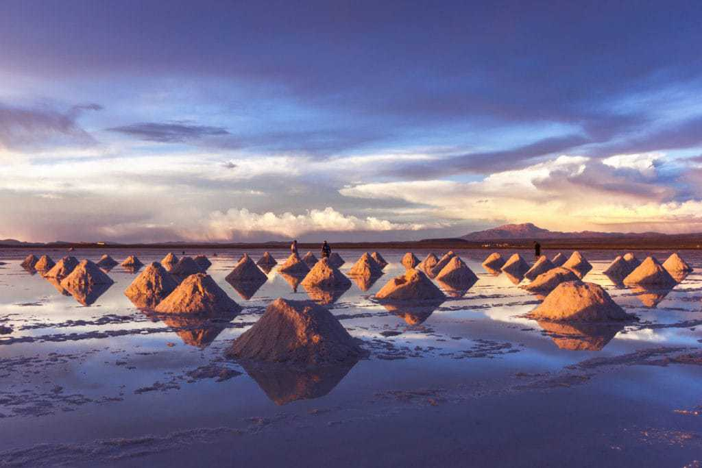 Salt Flat Tours in Bolivia