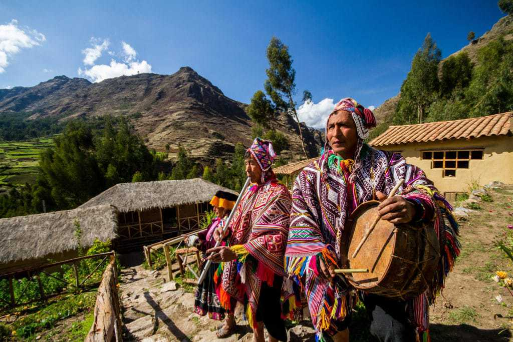 Community based tourism in Peru