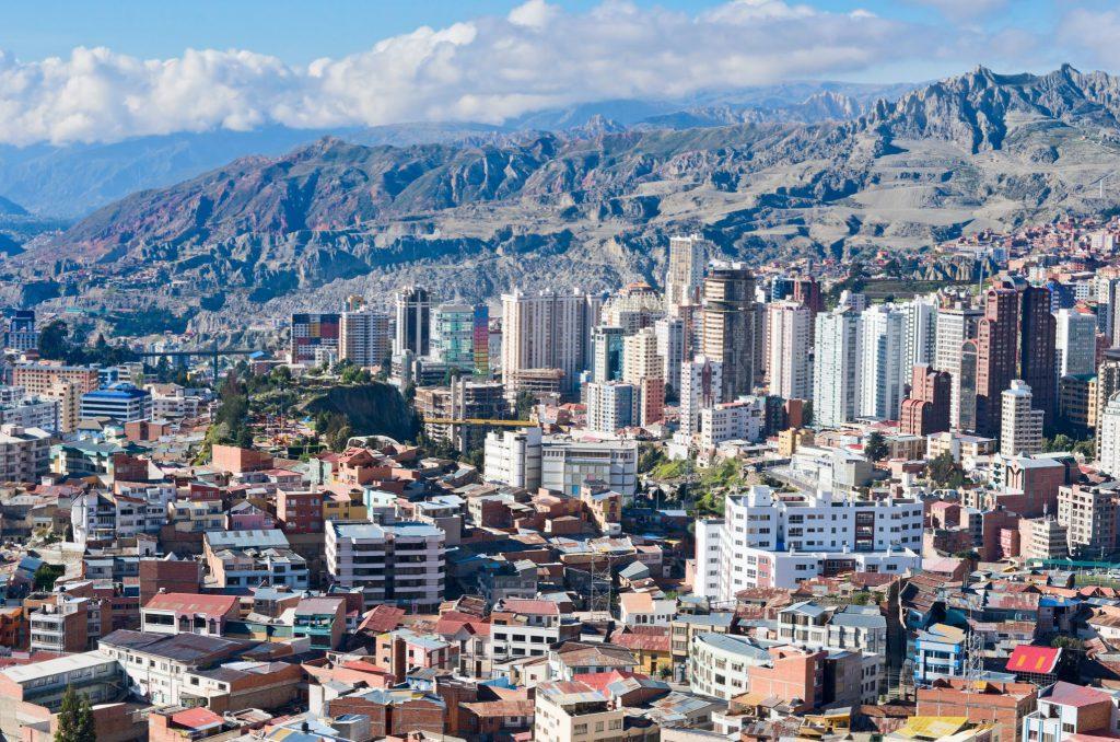 Visit Bolivia - La Paz