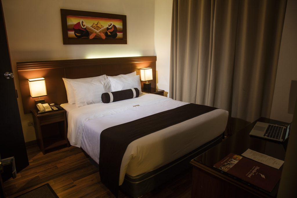 Matrimonial Bedroom - Hotel Ferre - Aguas Calientes