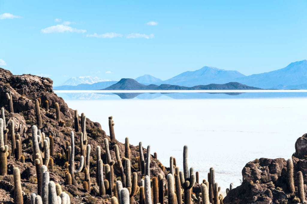 Salt Flat Tours in Bolivia