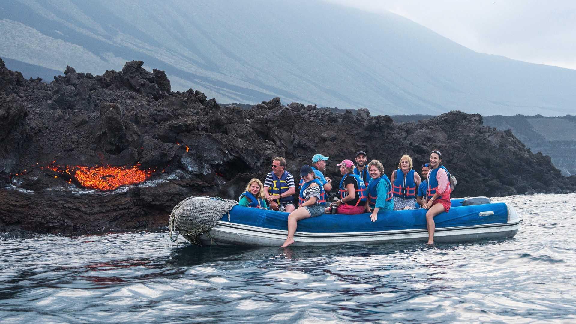 Galapagos islands tourism