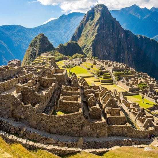Peru Highlights - Machu Picchu