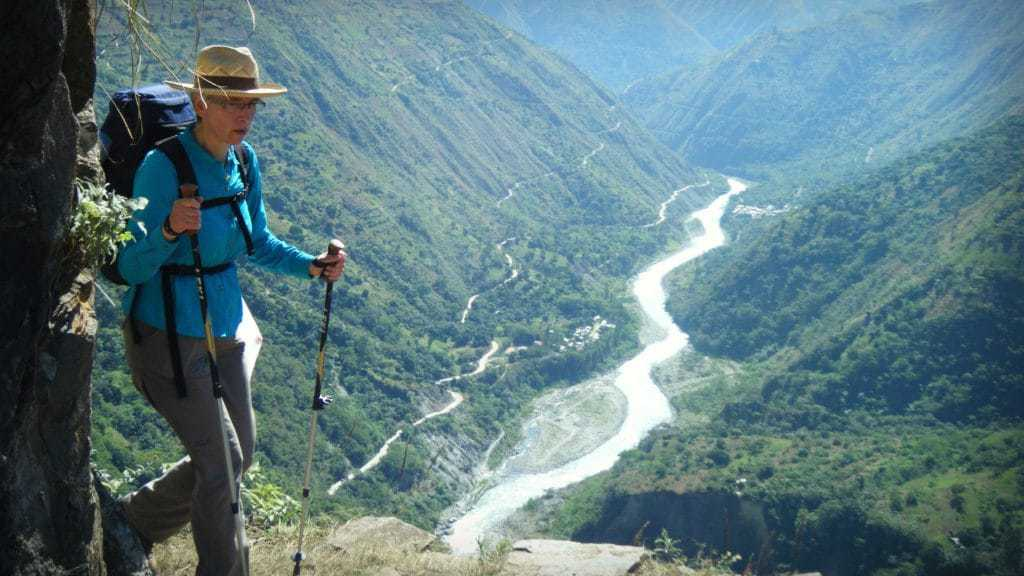 Hiking the Inca Jungle Trail to Machu Picchu