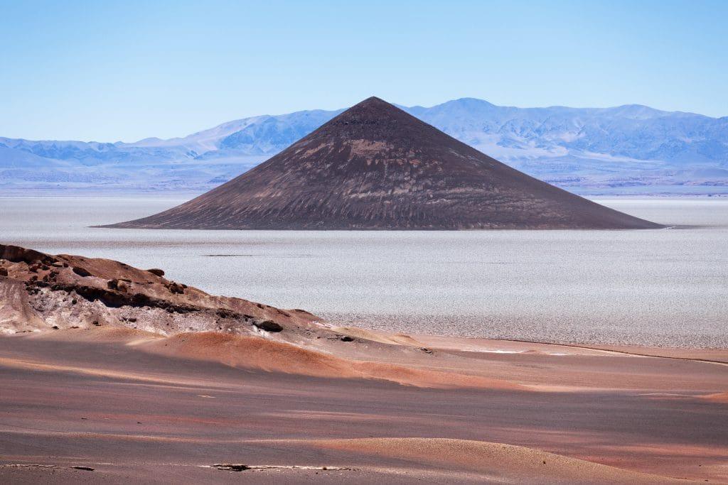 Visit Cono de Arita in our Northern Argentina Trip - Visit Northwest Argentina