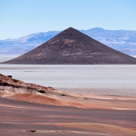 Visit Cono de Arita in our Northern Argentina Trip