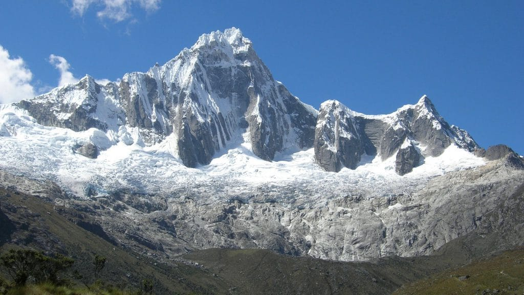 Amazing Santa Cruz trek in Huaraz
