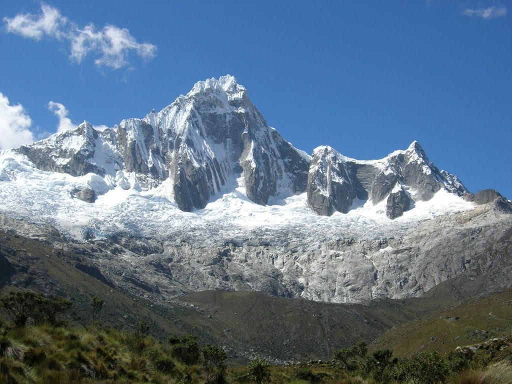 Santa cruz trek in Huaraz- Peru