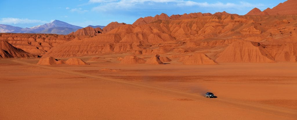 Explore Tolar grande in Northern Argentina