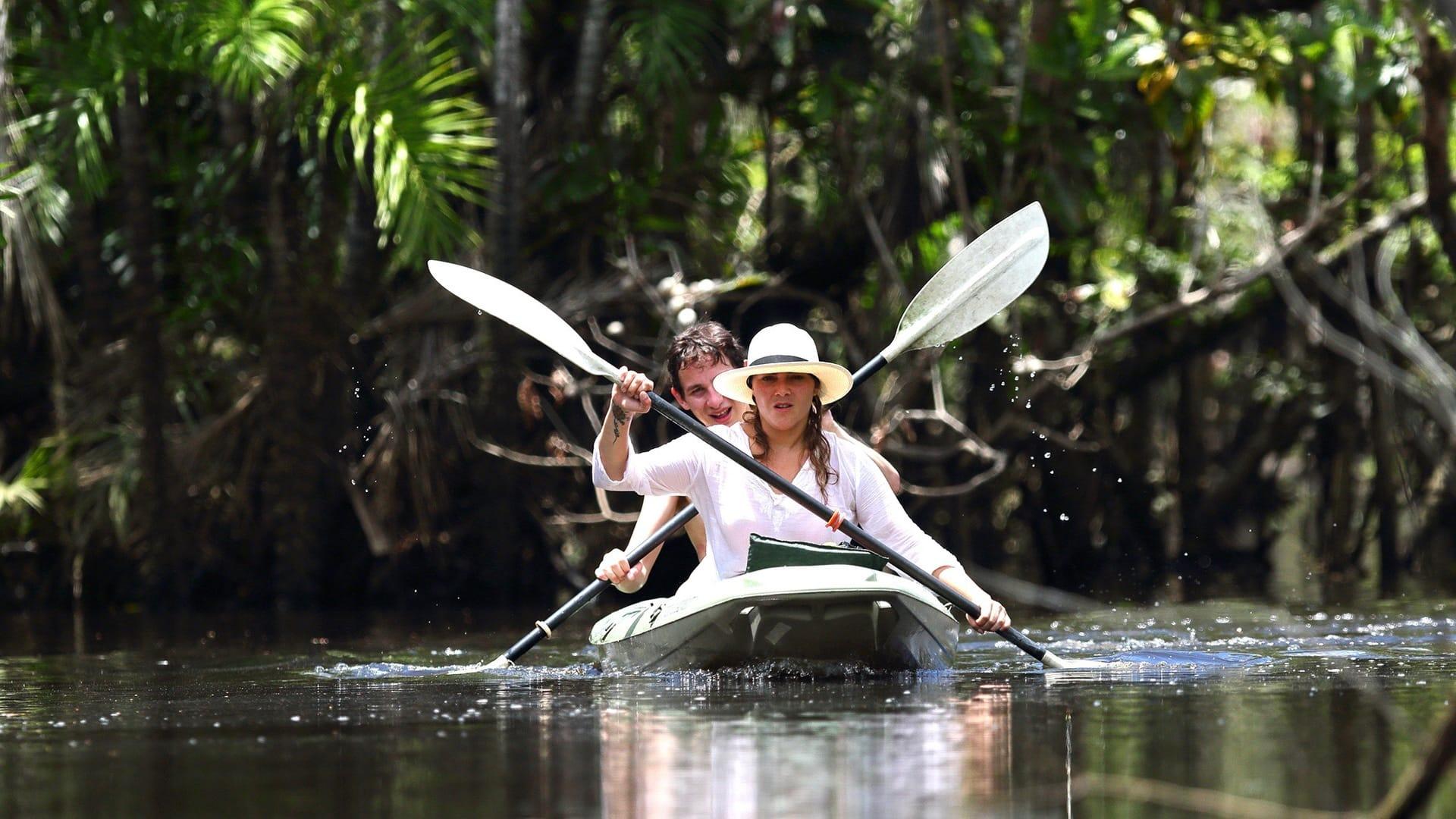 Amazon river cruise in Ecuador