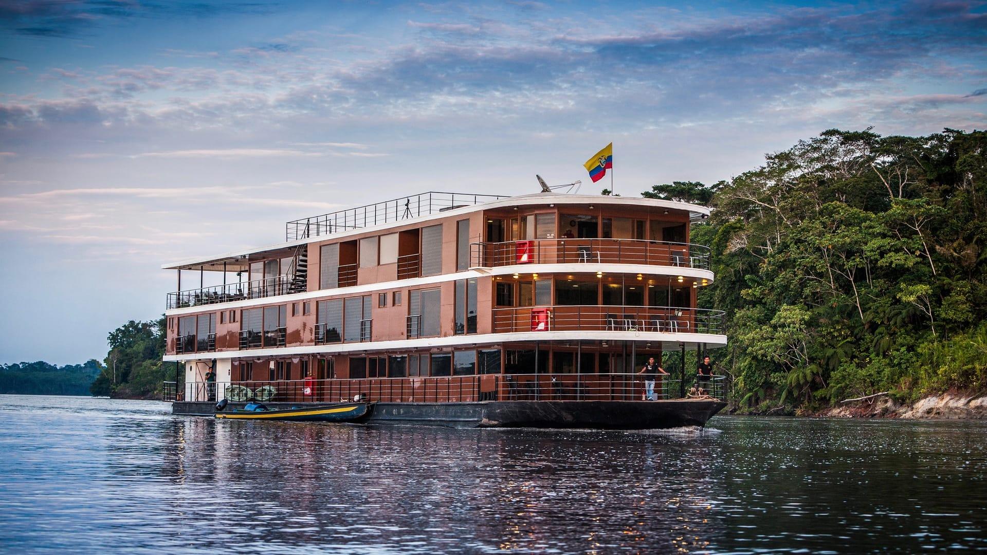 anakonda boat