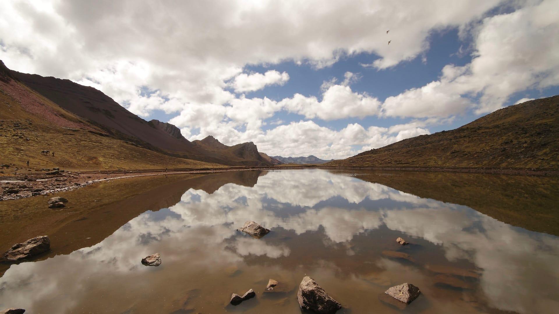 Ausangate caminata en Cusco
