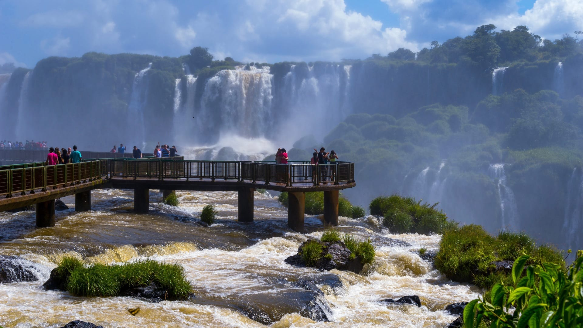 Iguazu Falls Afternoon Tours