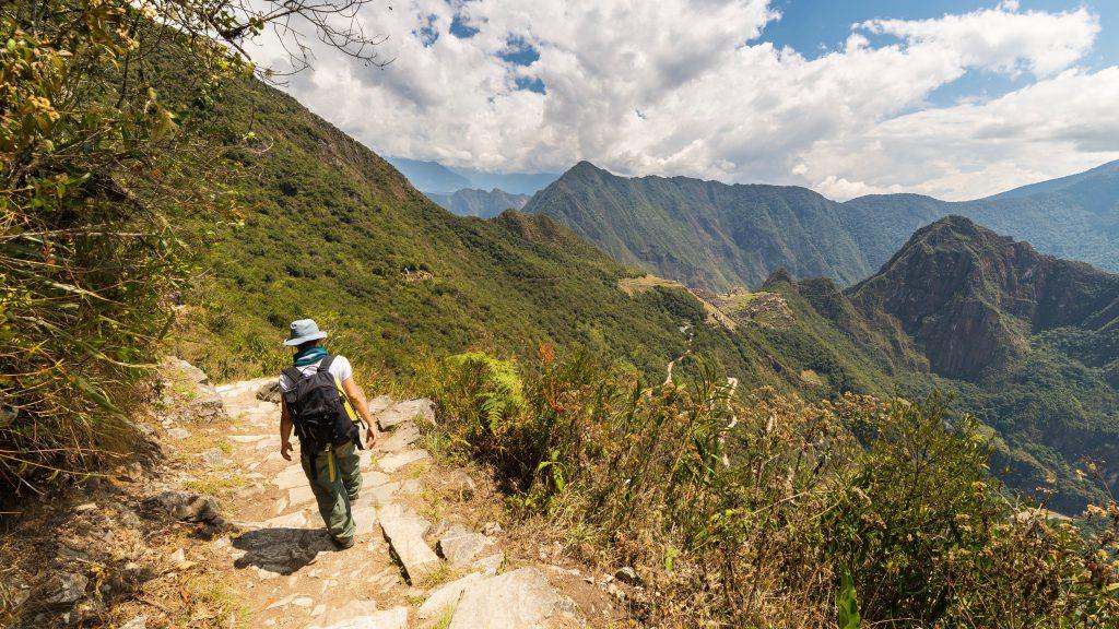 Macchu Picchu Inca trail