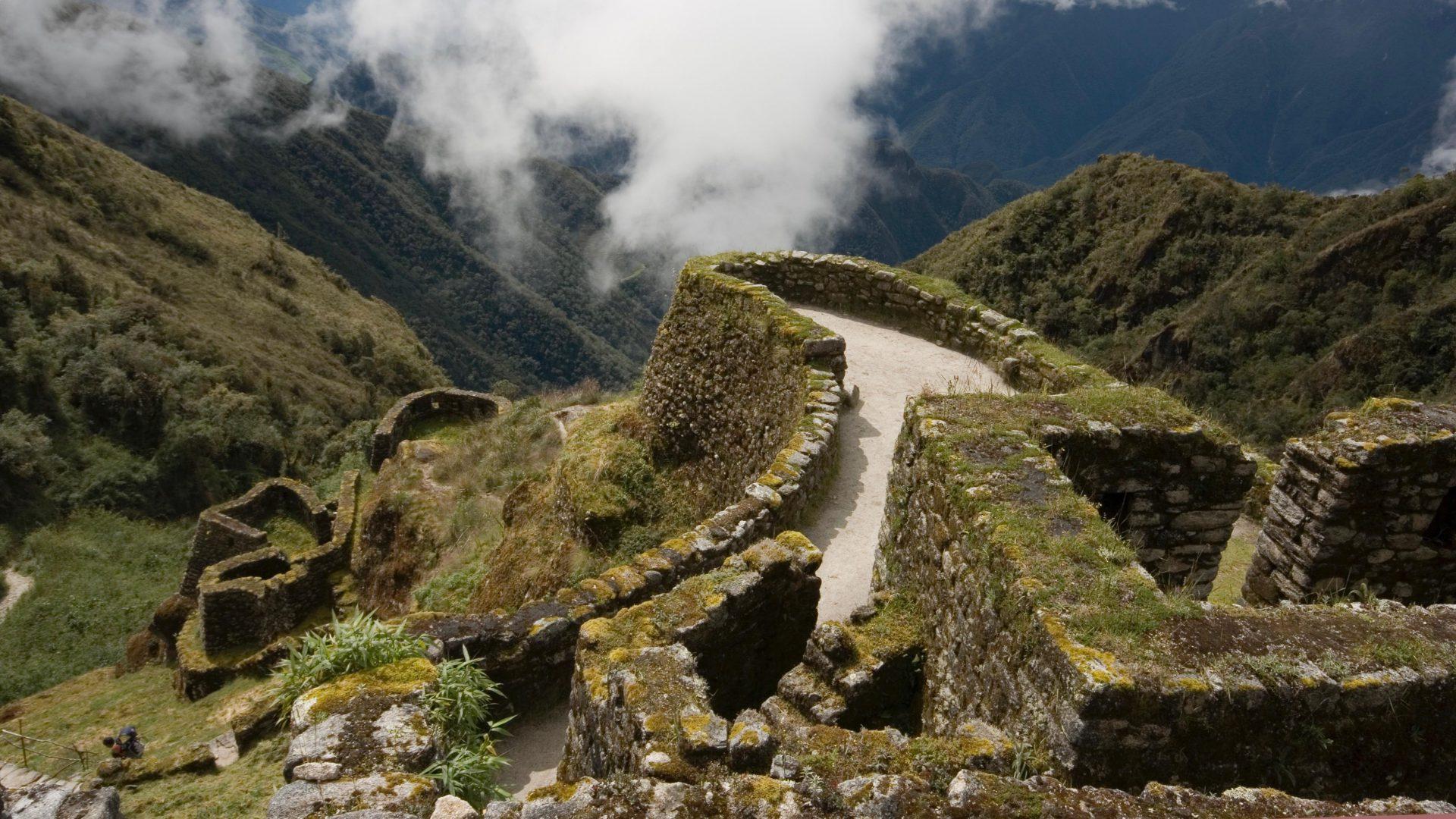 wiñaywana inca trail