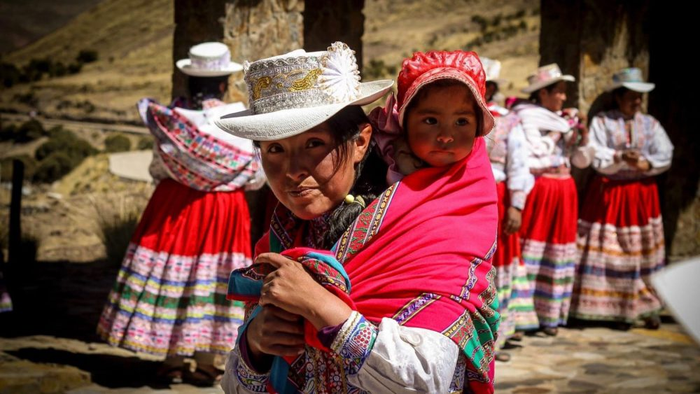 Best of Peru Cultural Tour - Homestay Experience in Colca Valley