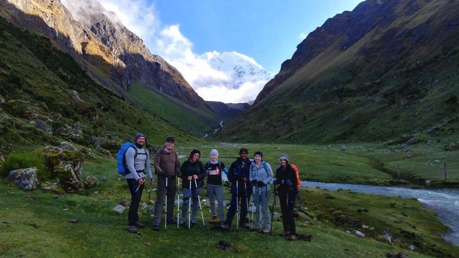 Salkantay trekking to Machu Picchu