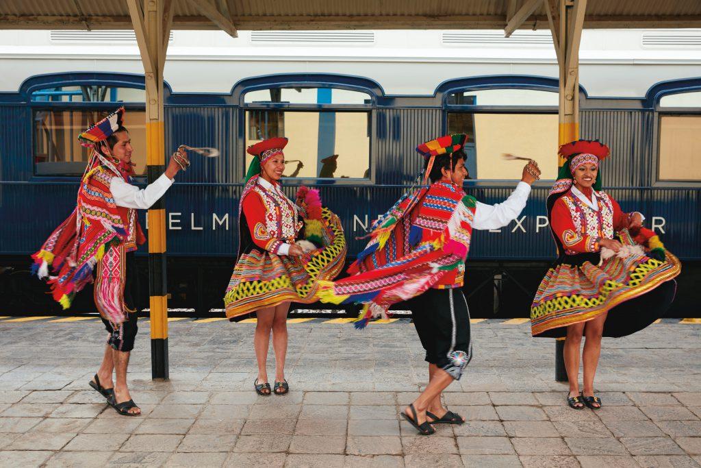 Folkloric show andean Explorer