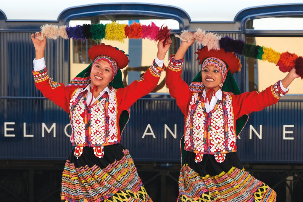 Train journey from Cusco to Puno - Luxury Belmond Andean Explorer