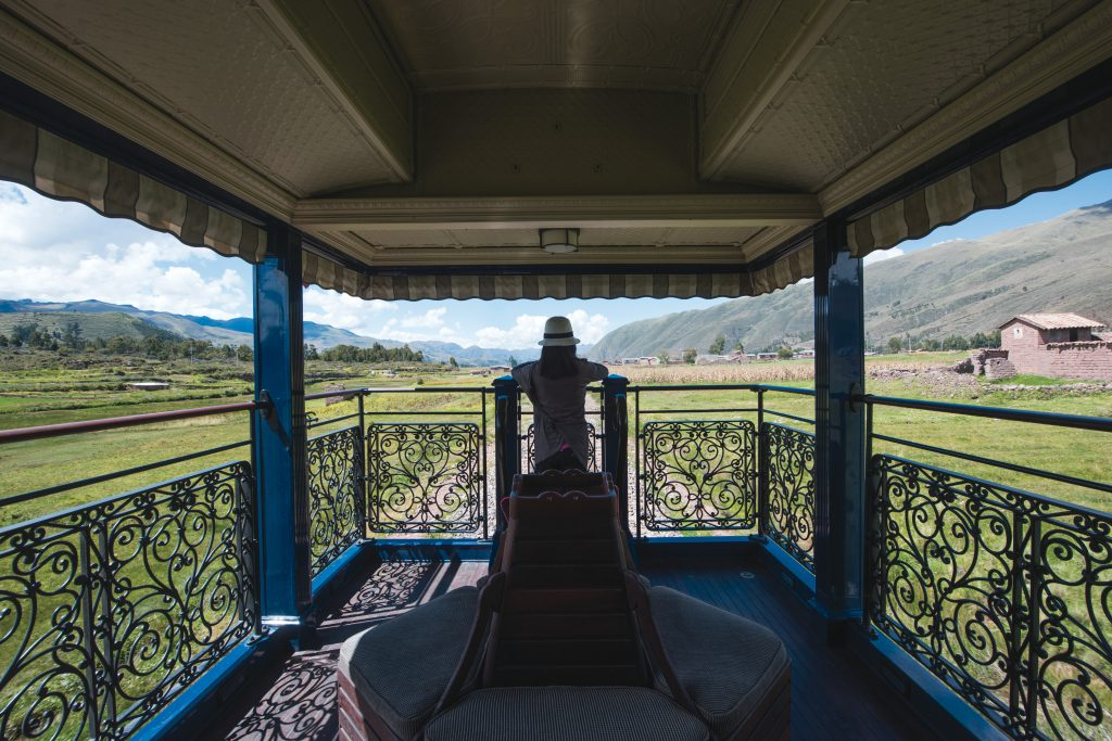 Train Belmond Andean Explorer