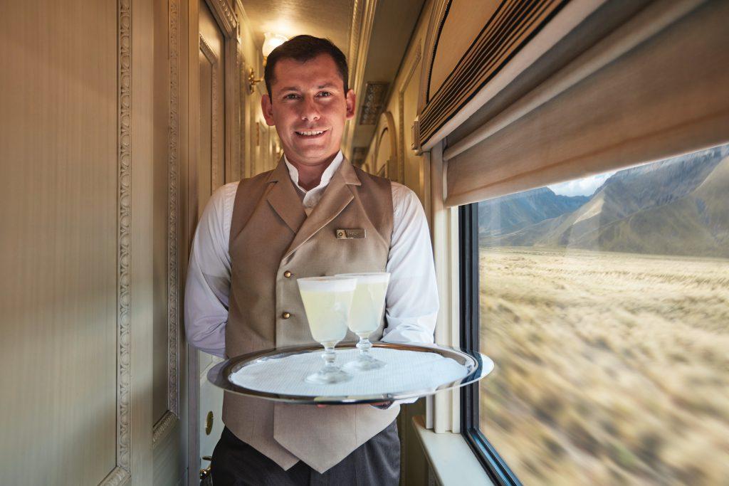 Room service Belmond Andean Explorer