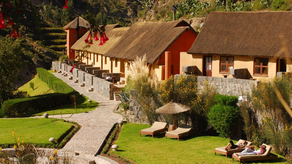 Colca Lodge in Yanque - Arequipa- Colca Canyon