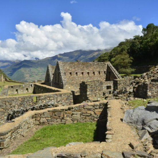 Choquequirao ruins in Cusco
