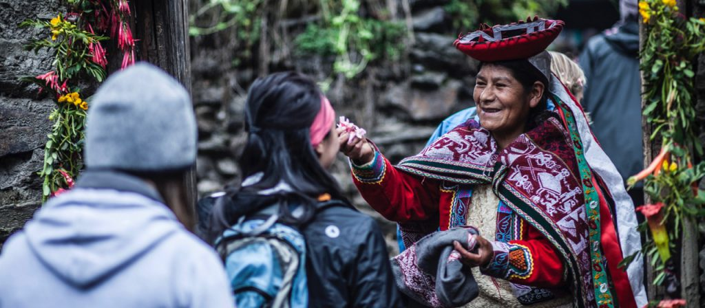 Luxury lares trek to Machu Picchu