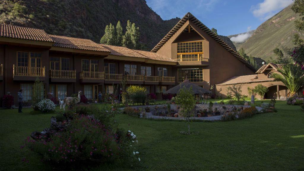 Lares Lodge on Lares Trek