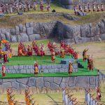 Inti Raymi festival at Sacsayhuaman.