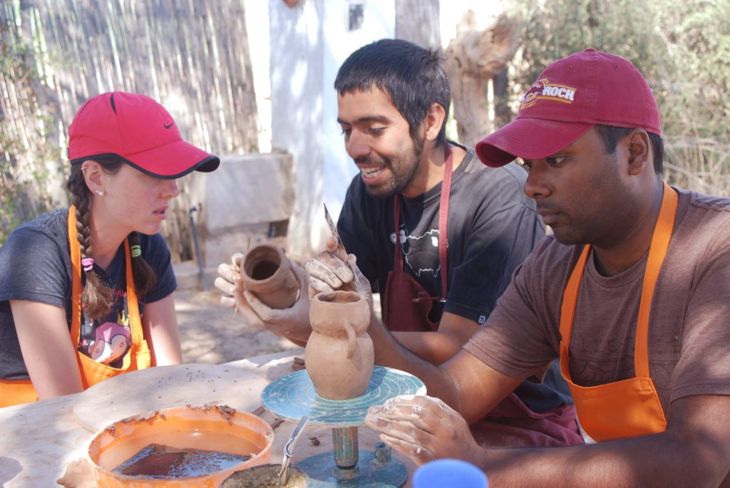 Pottery lessons in Cafayate - Salta - Visit Northwest Argentina