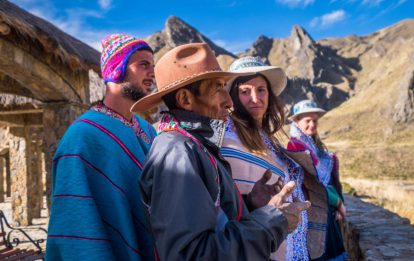 Colca Canyon Immersion Experience - Learning from the locals.