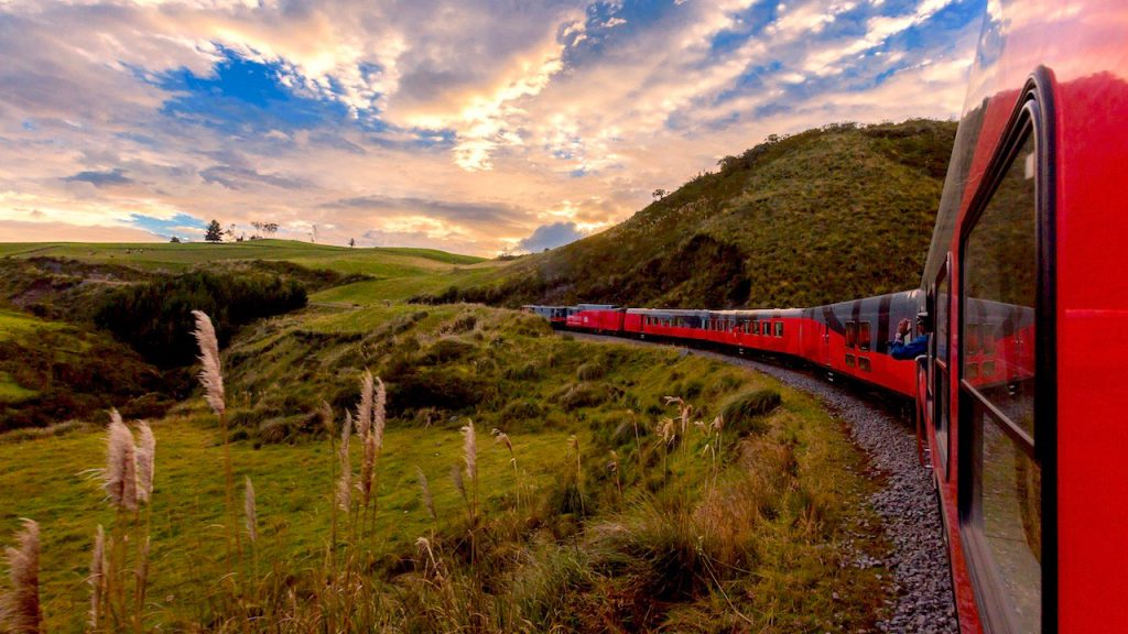 Ecuador luxury train -Crucero