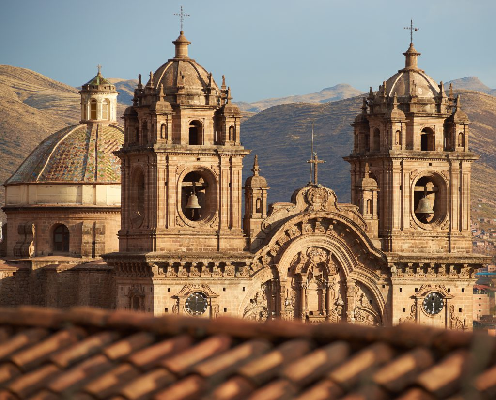 Cusco Churche