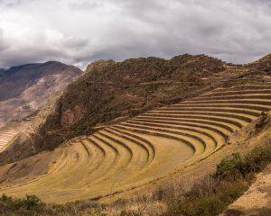 Pisac Inca ruins - Sacred valley