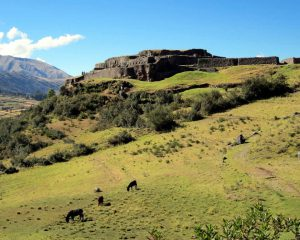 Puka Pukara - Cusco travel Guide