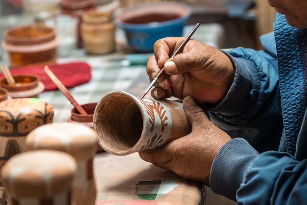 Ceramic lessons in Cusco- Cusco travel guide