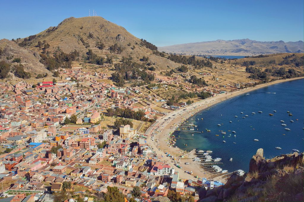 Bolivia travel guide lake titicaca