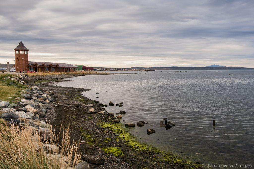 Puerto Natales chilean Patagonia ultima esperanza costanera