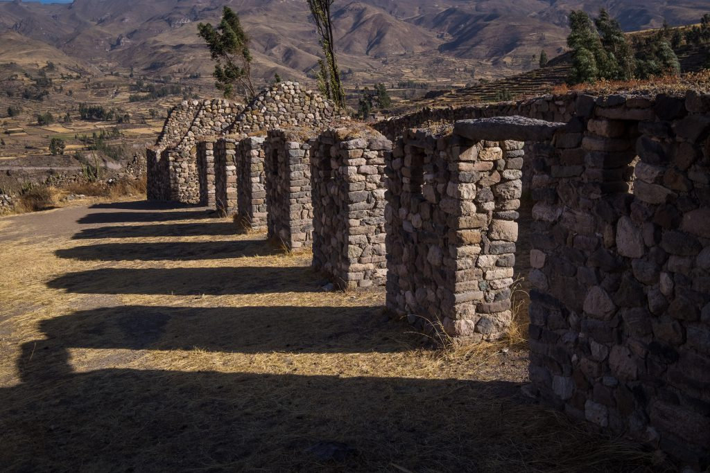 Homestay tours in Colca Canyon.