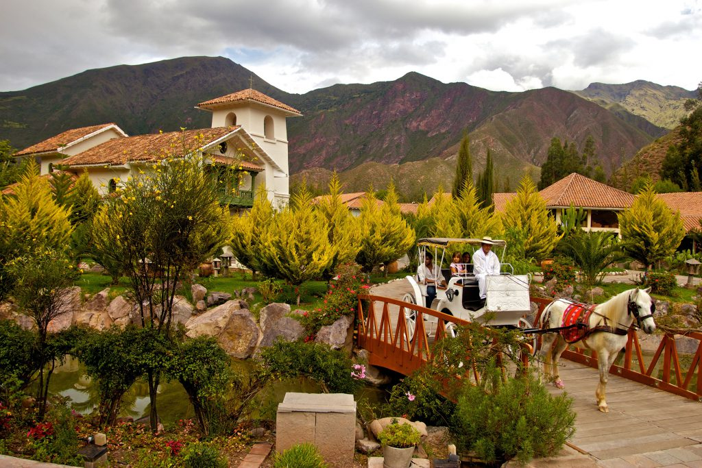 Luxury hotels in Sacred Valley - Aranwa Sacred Valley.